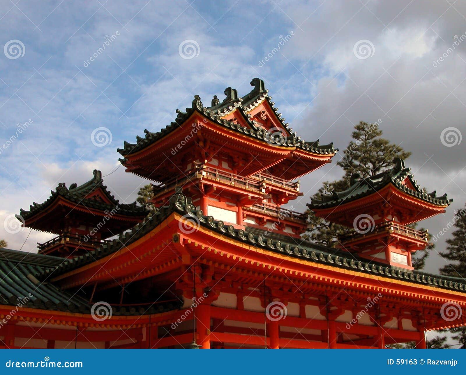 Tombeau de Heian