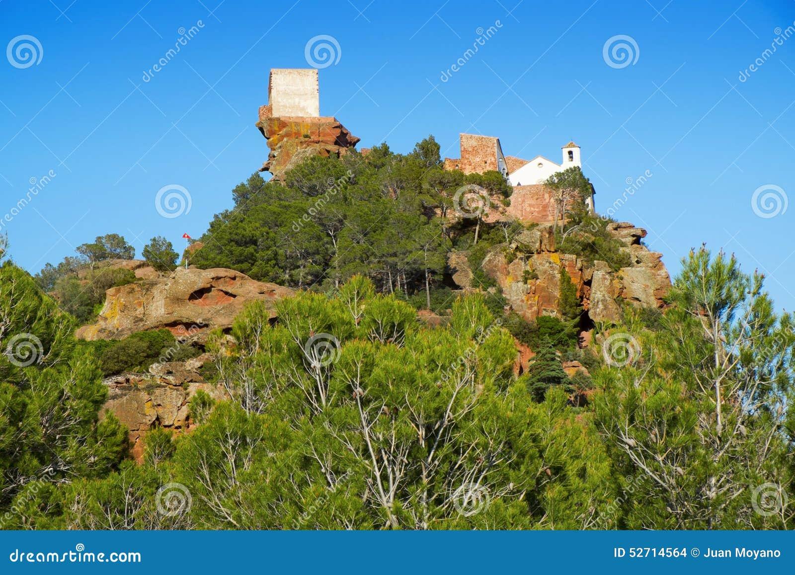 Tombeau de mare de deu de la roca en mont roig del camp for La roca espagne