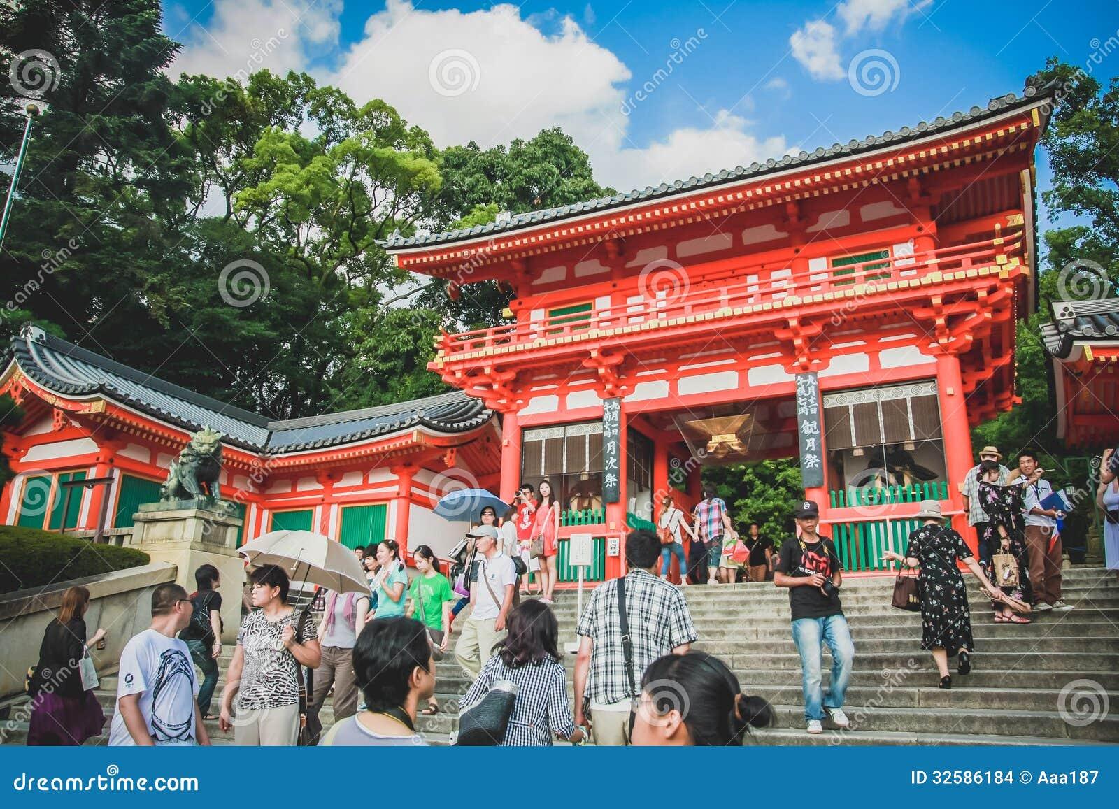 Tombeau Kyoto, Japon de Yasaka