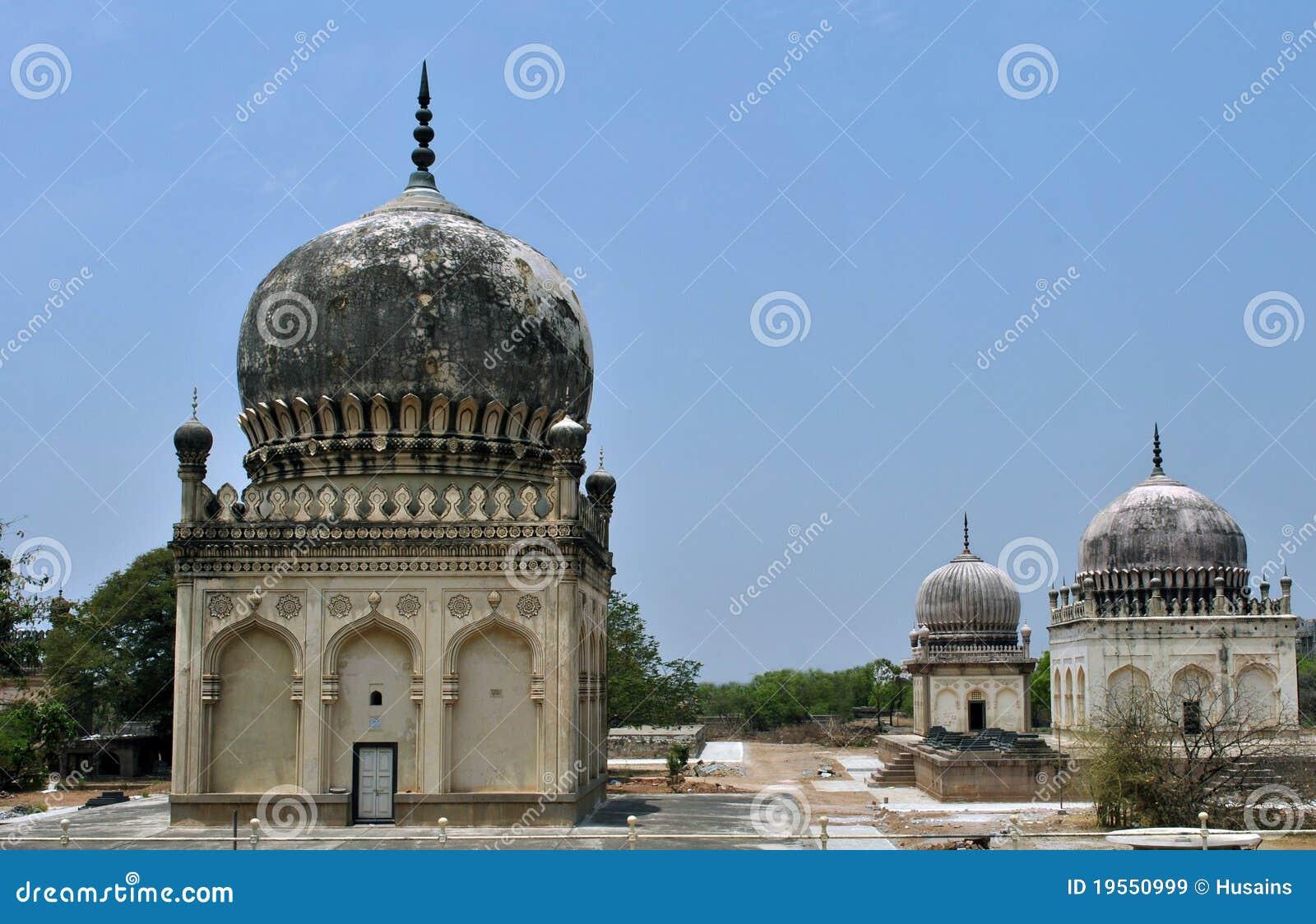 Tombeaux de Quli Qutb Shahi