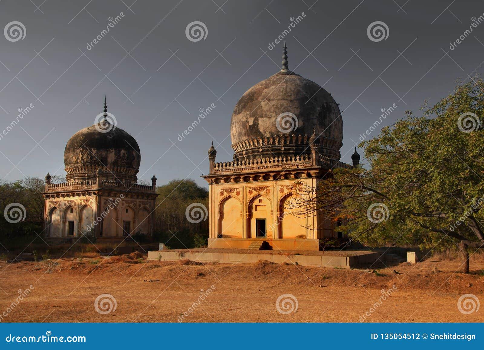Tombes historiques de Quli Qutb Shahi