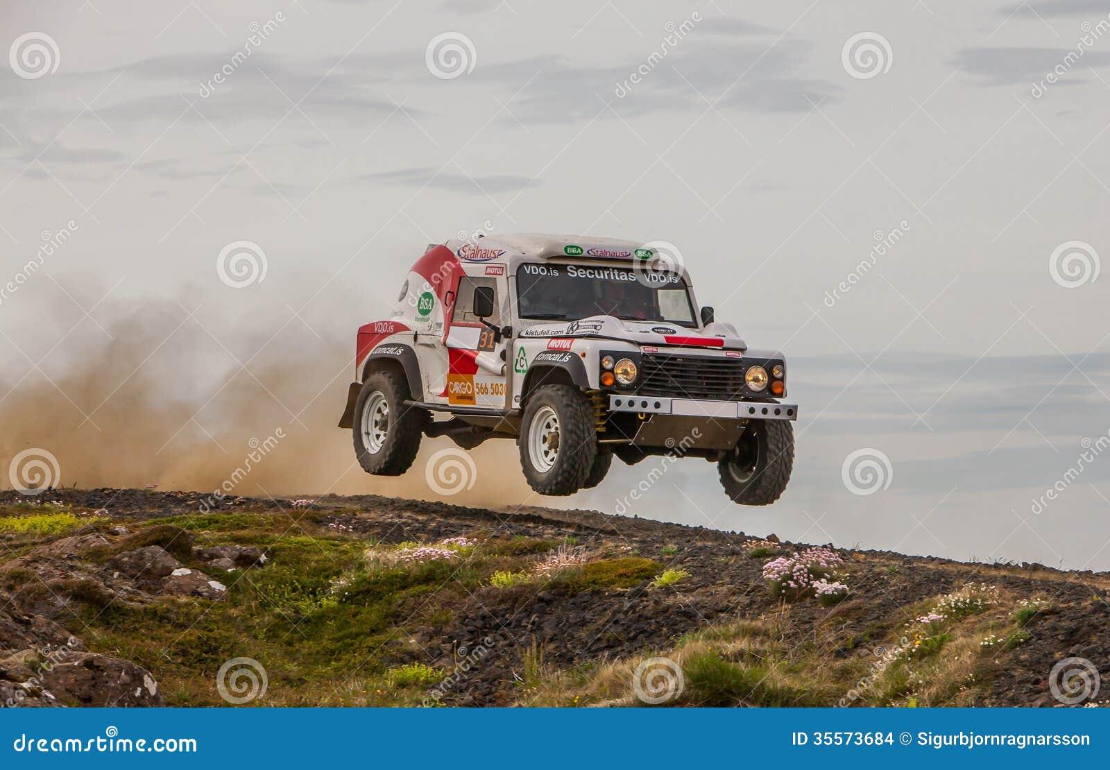 Tomcat Rallycar