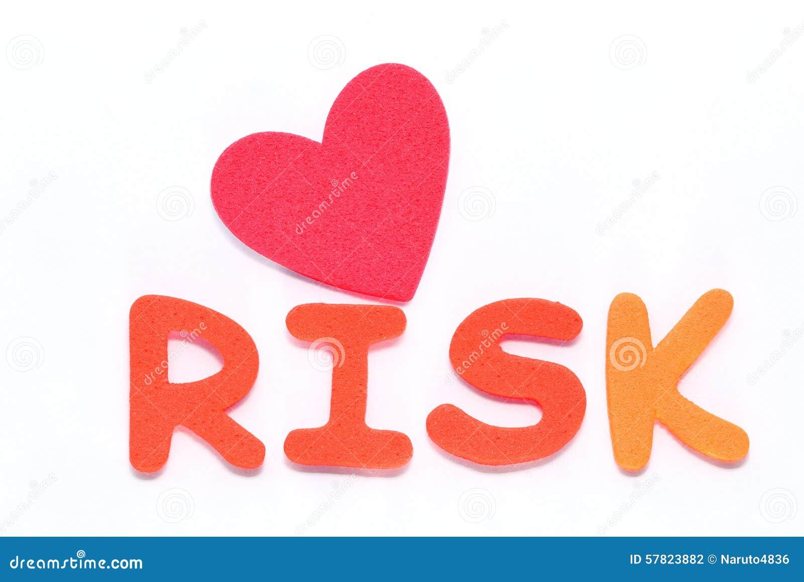 Tome el riesgo