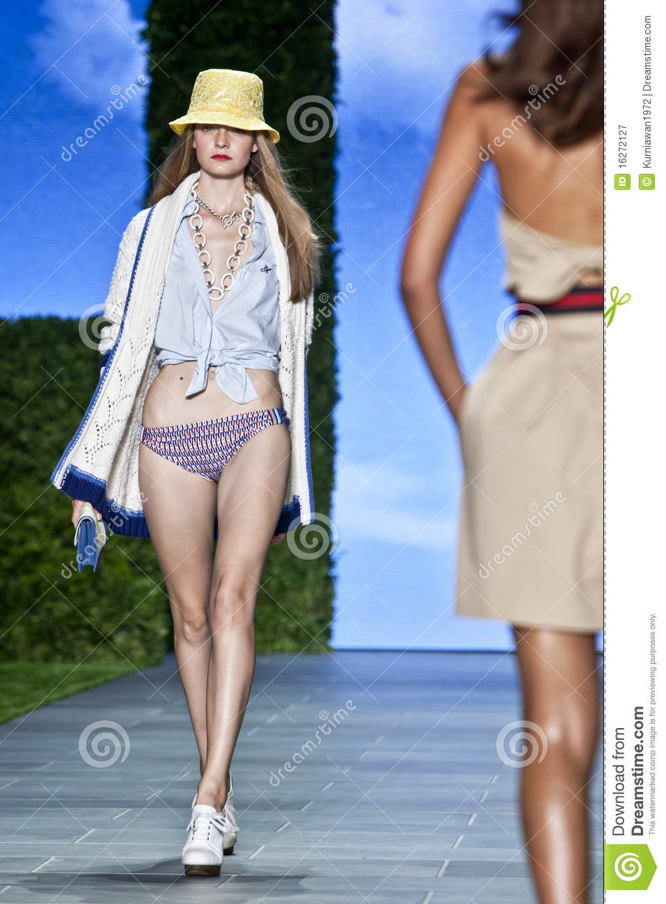 Tommy Hilfiger Spring Summer 2011 Collection Editorial ...