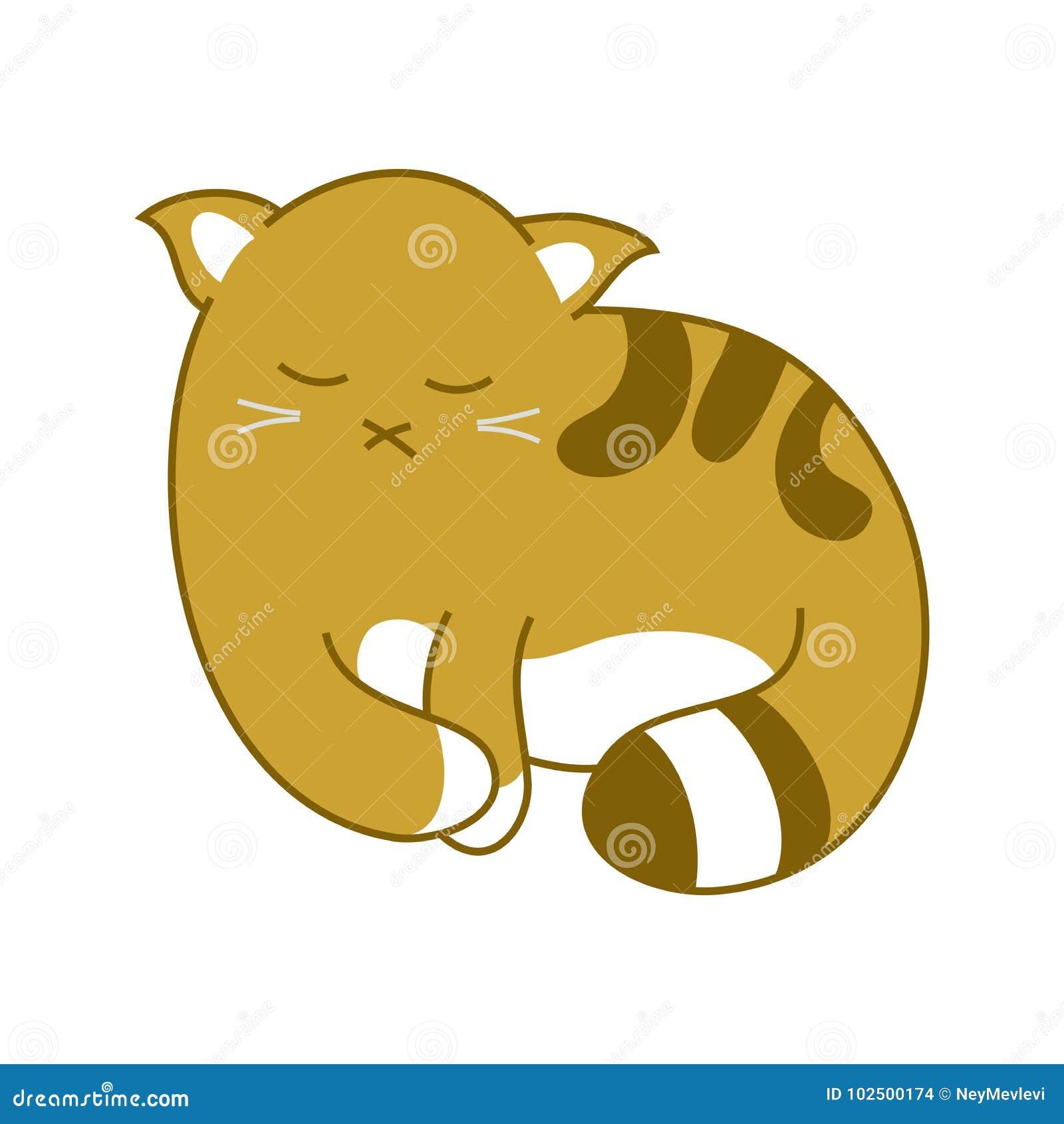 Tomo-Katze - nette Charakterhaltung 02