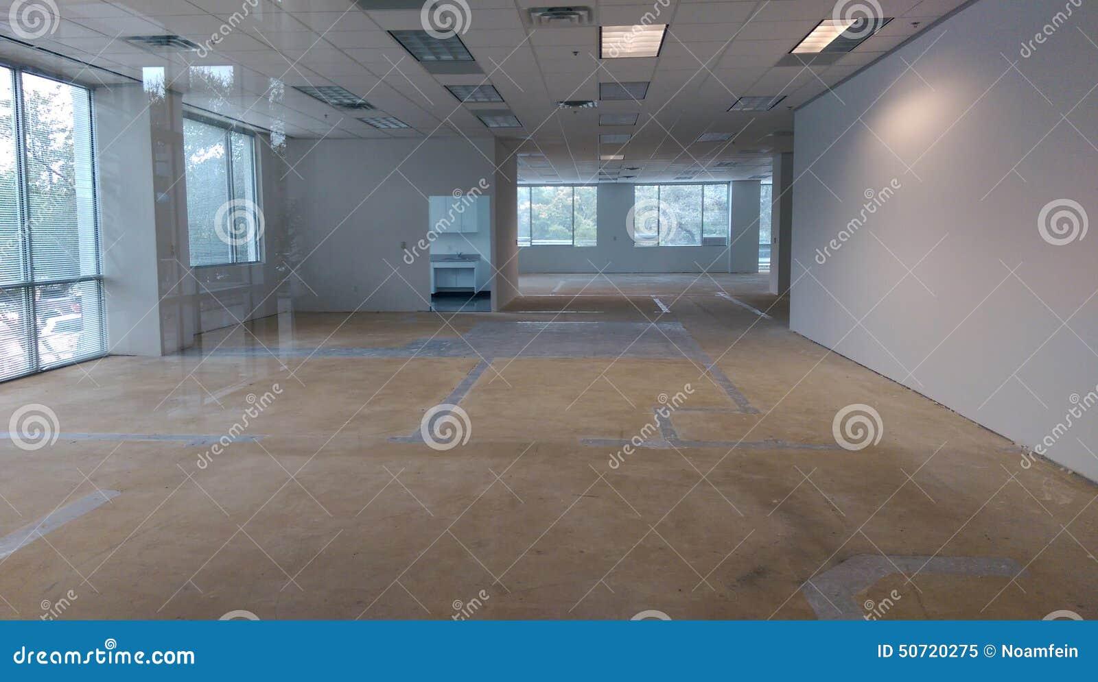Tomt kontor