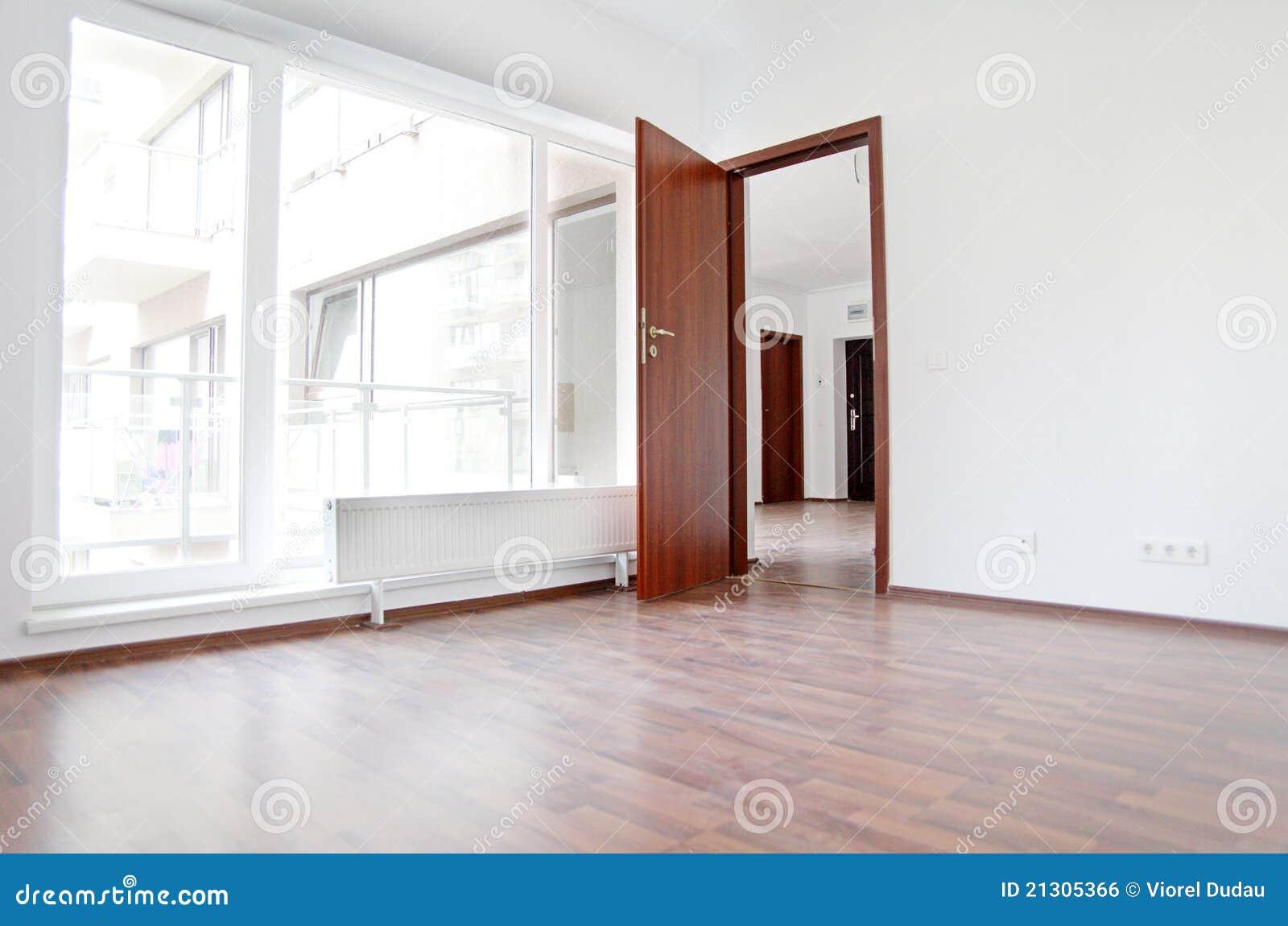 Tomt nytt för lägenhet