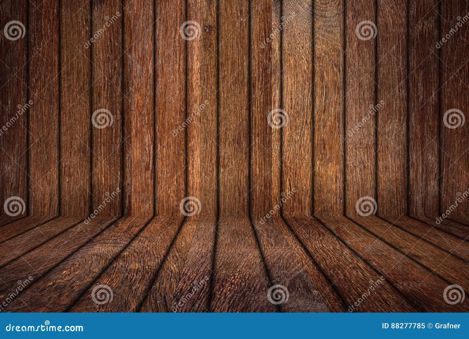 Tomt trärum för gammal ek