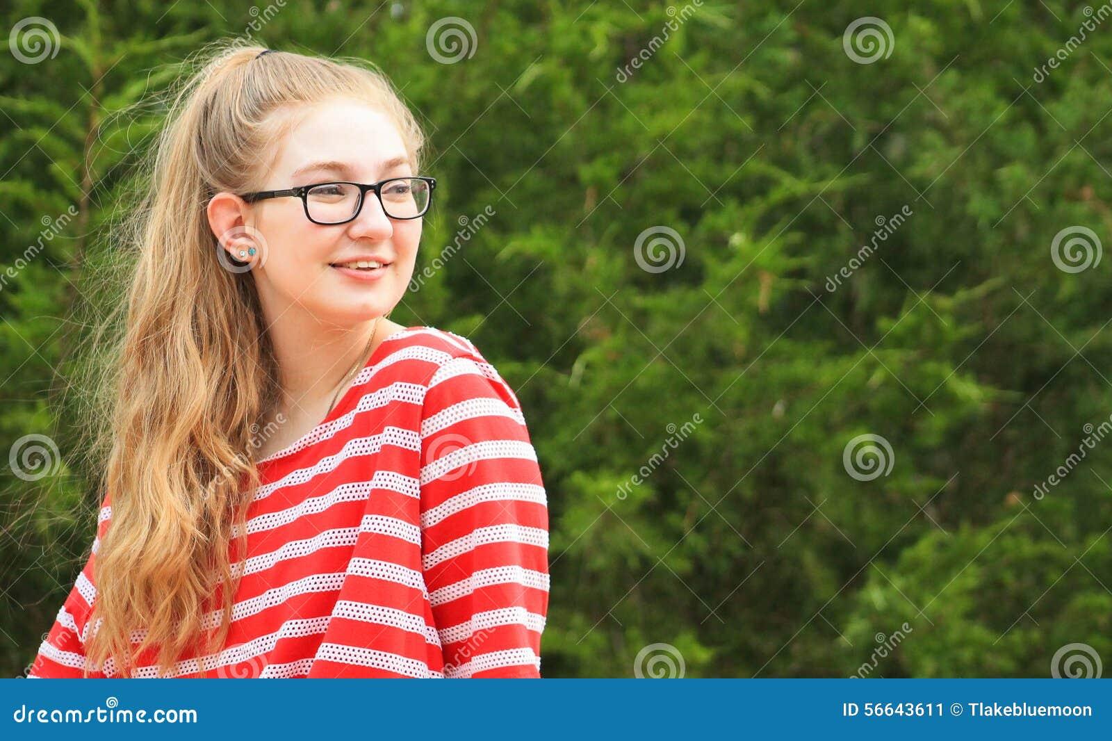 het tonåring flicka bild