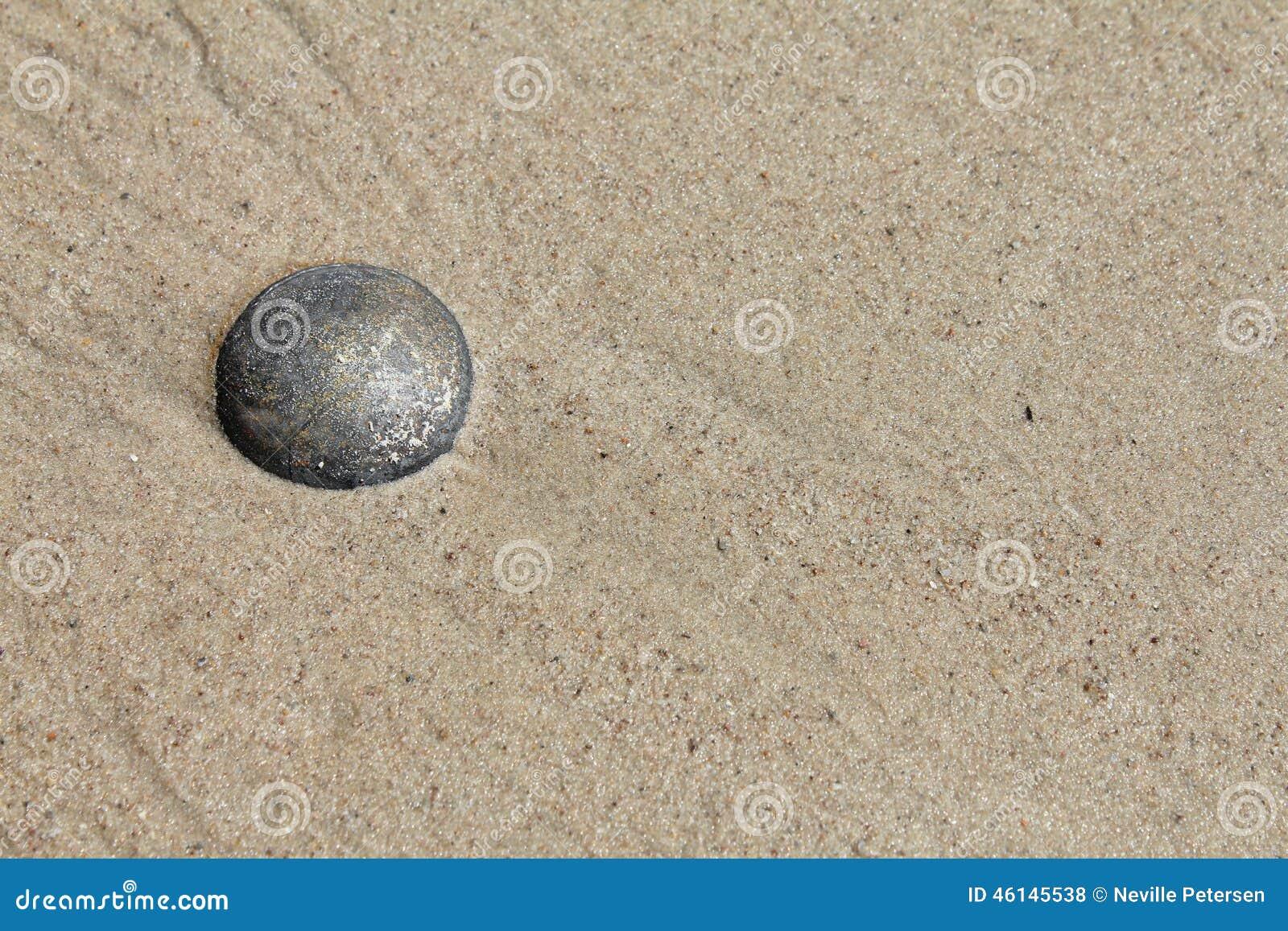 Tonący w piasku