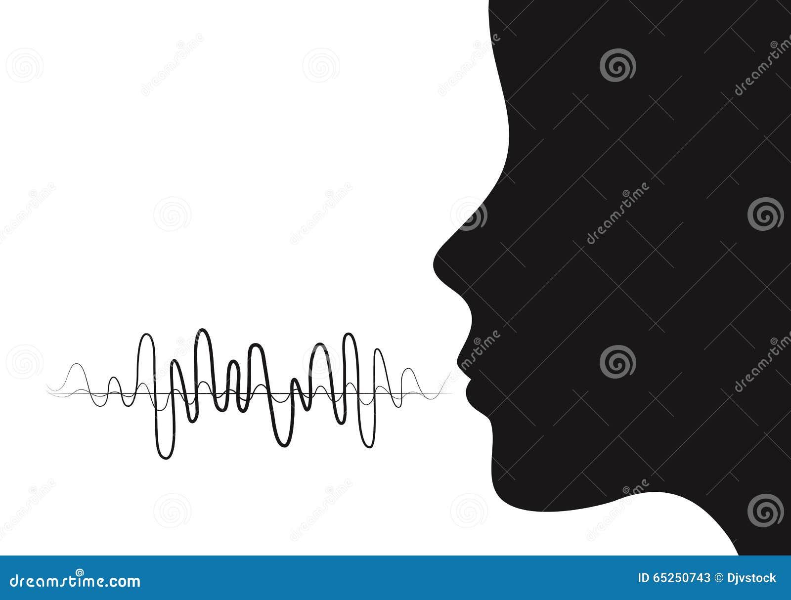 Ton der Stimme