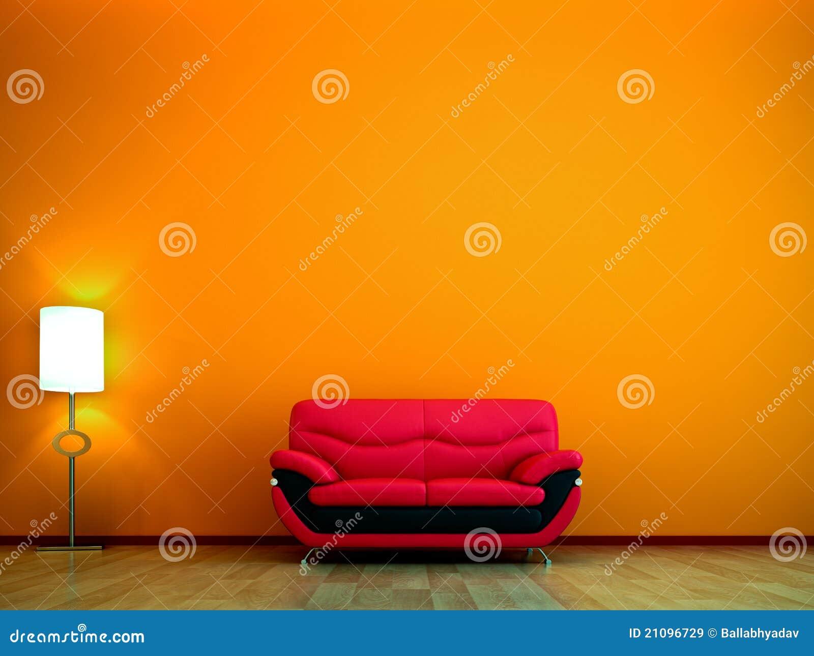 Tonalidades modernas de la naranja de las cortinas for Cortinas naranjas