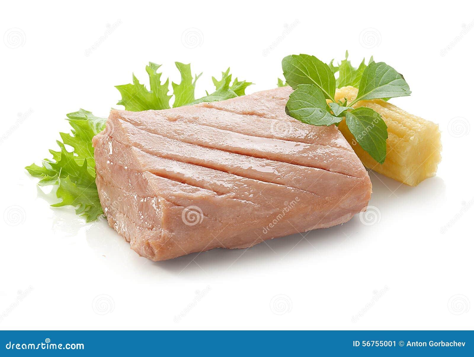 Tonfiskfilé