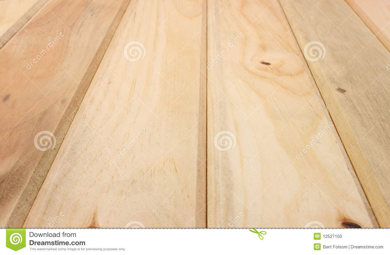 Tongue And Groove Pine Boards Stock Photo Image 12527100