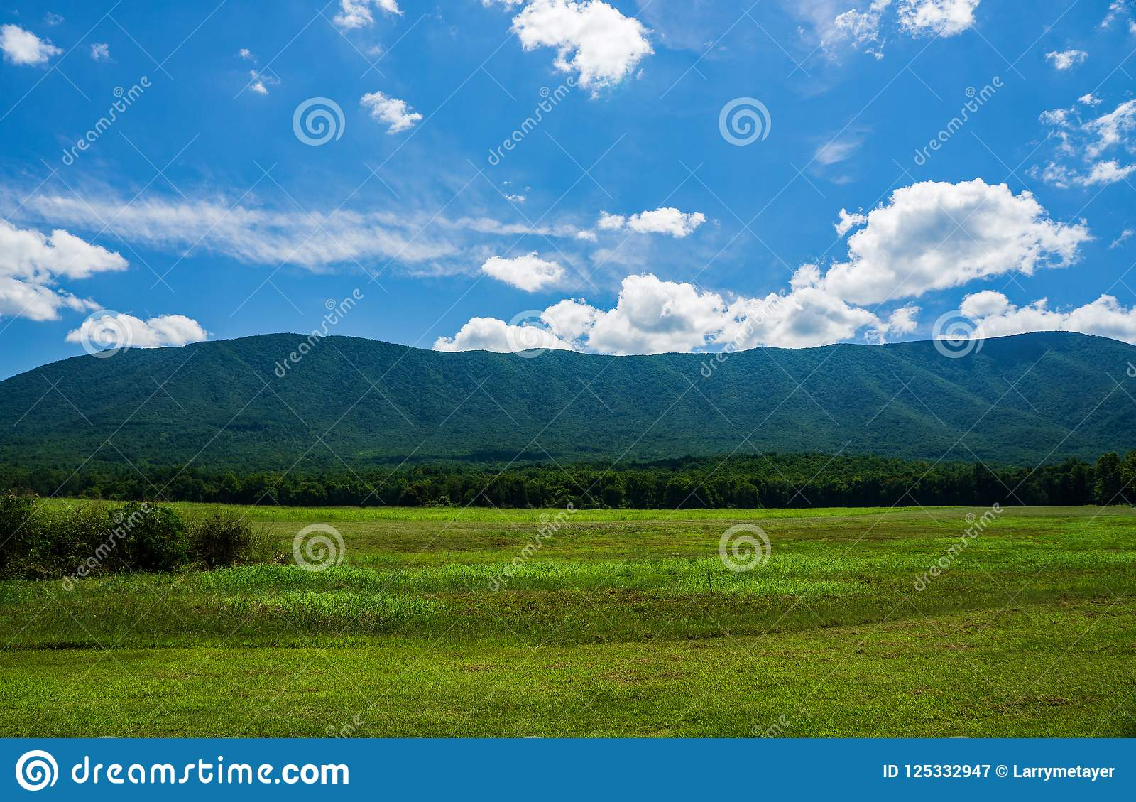 Tonnerre Ridge d Arnold Valley