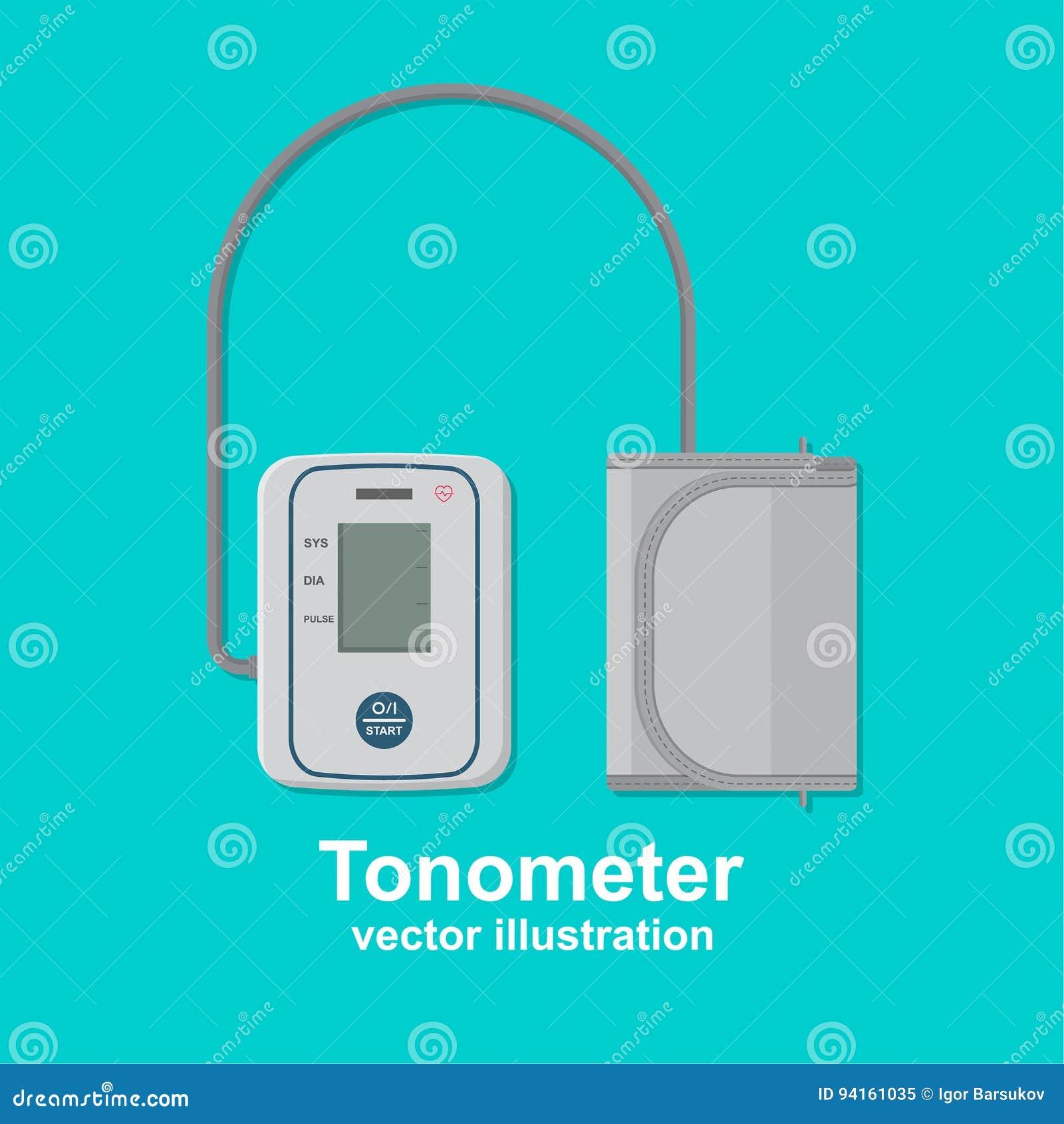 Tonometer de Digital