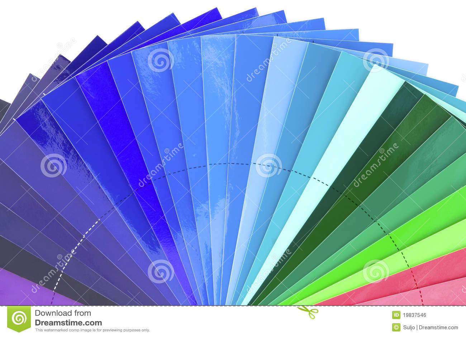 Tonos azules del color imagen de archivo libre de regal as - Tonos azules ...