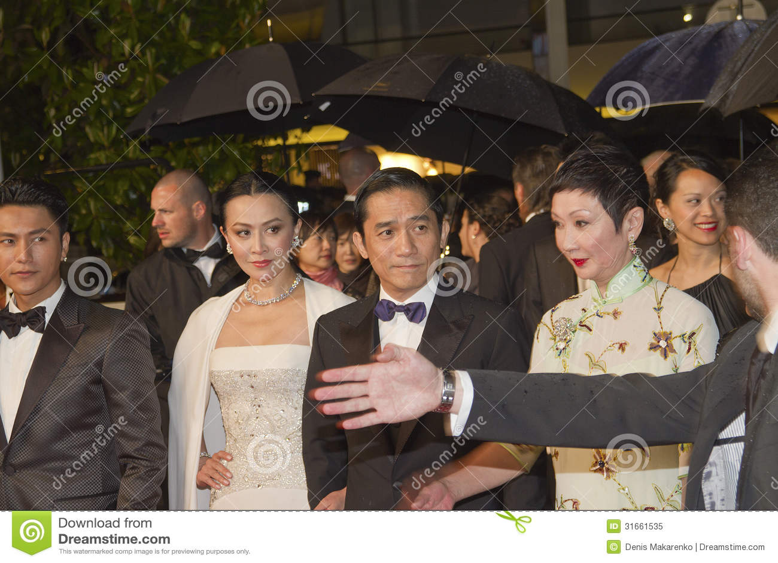 And lau carina leung tony Tony Leung's