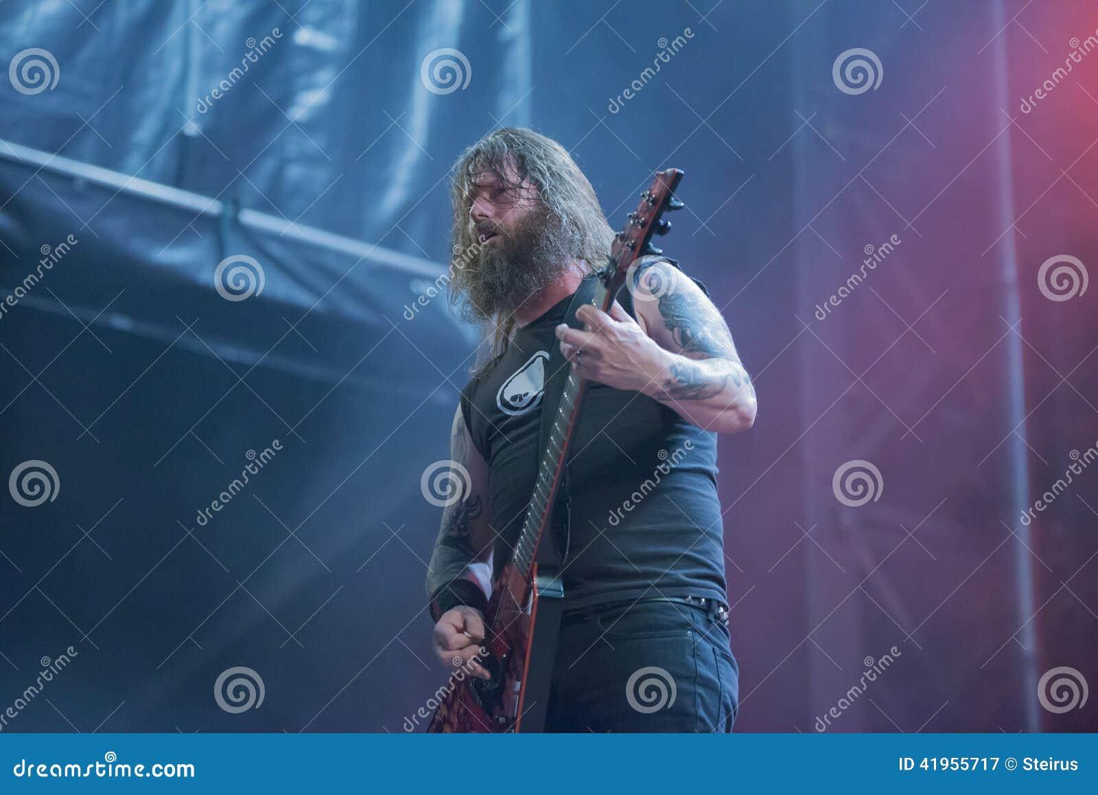 Tony skała, Slayer (dzień 3)