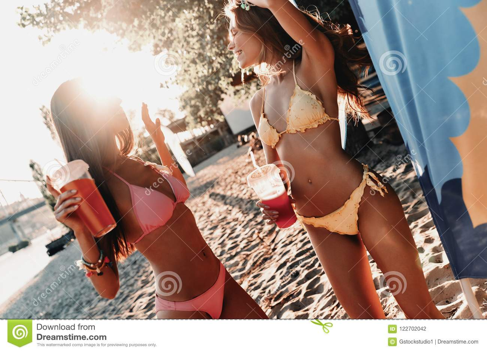 Hot erotic women having fun