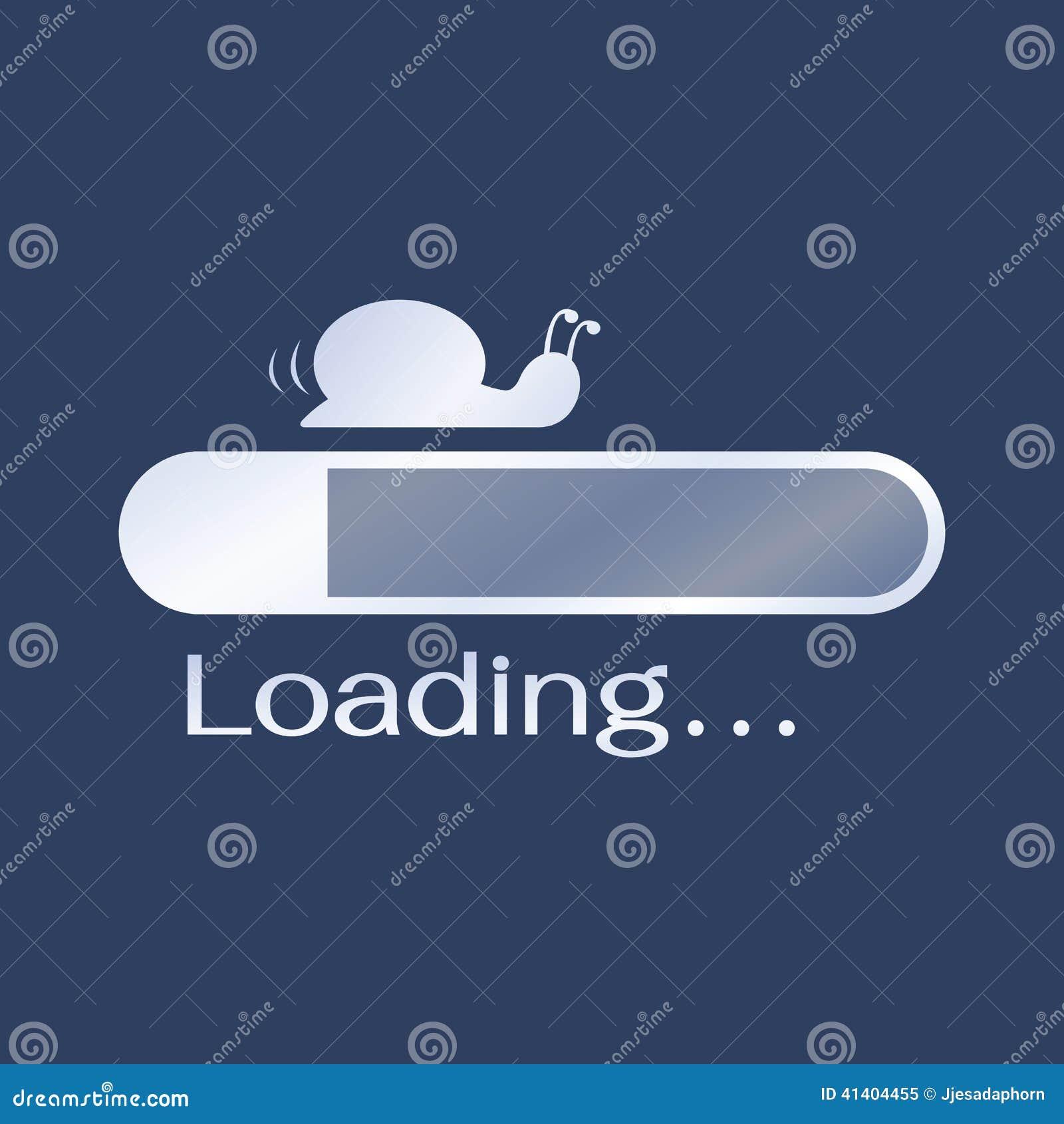 Daftar Harga Loading Complete Computer Loading Symbol Stock