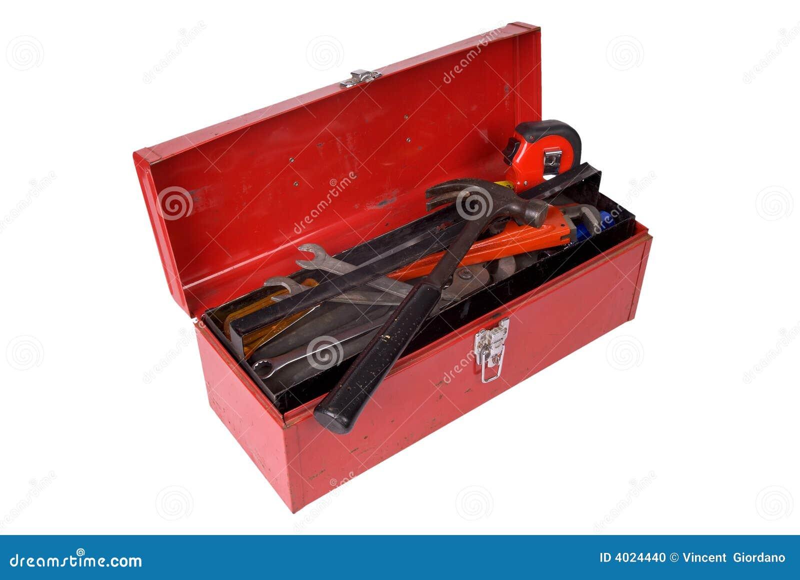 Toolbox Open Stock Pho...