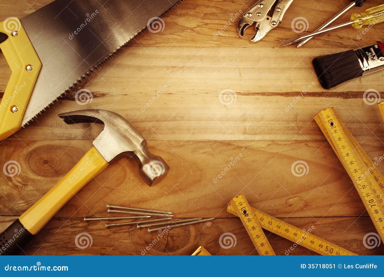 Tools Stock Image Image Of Floor Hardware Equipment 35718051