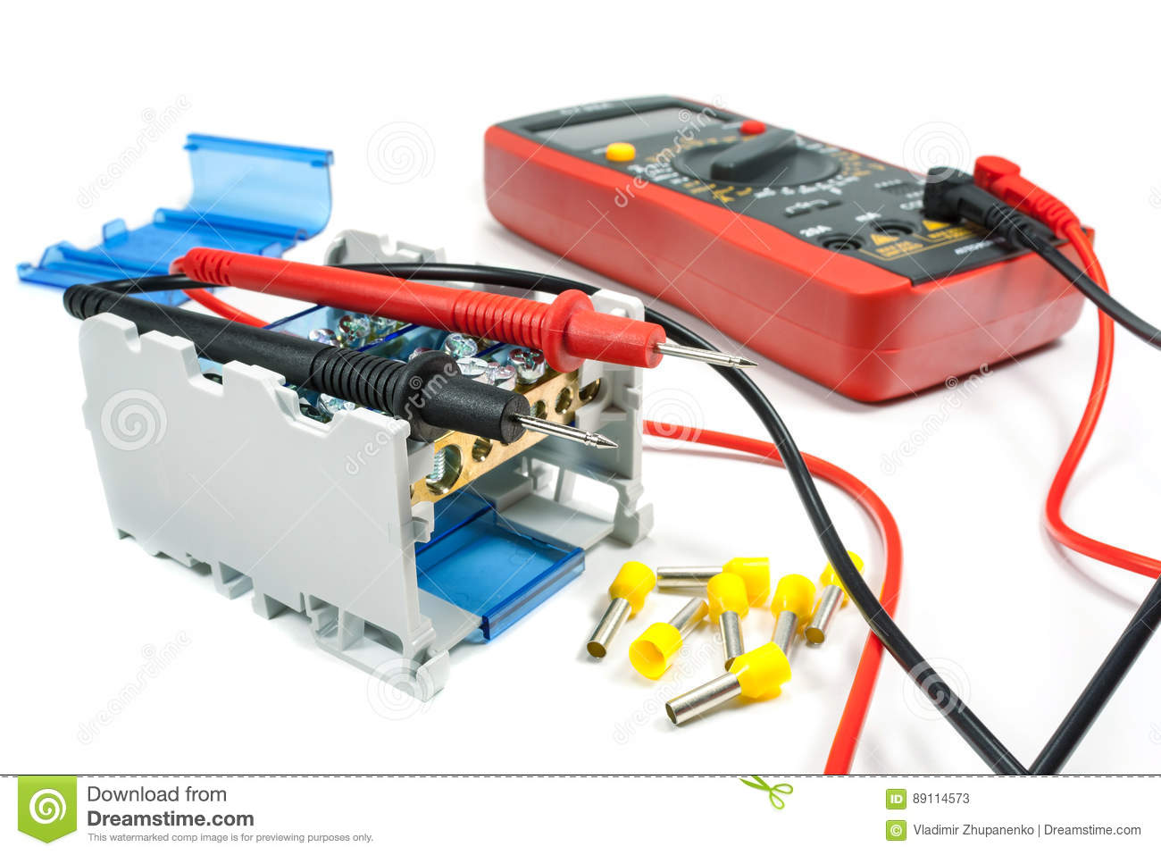 Royalty Free Stock Photo Download Tools And Equipment For Electrical