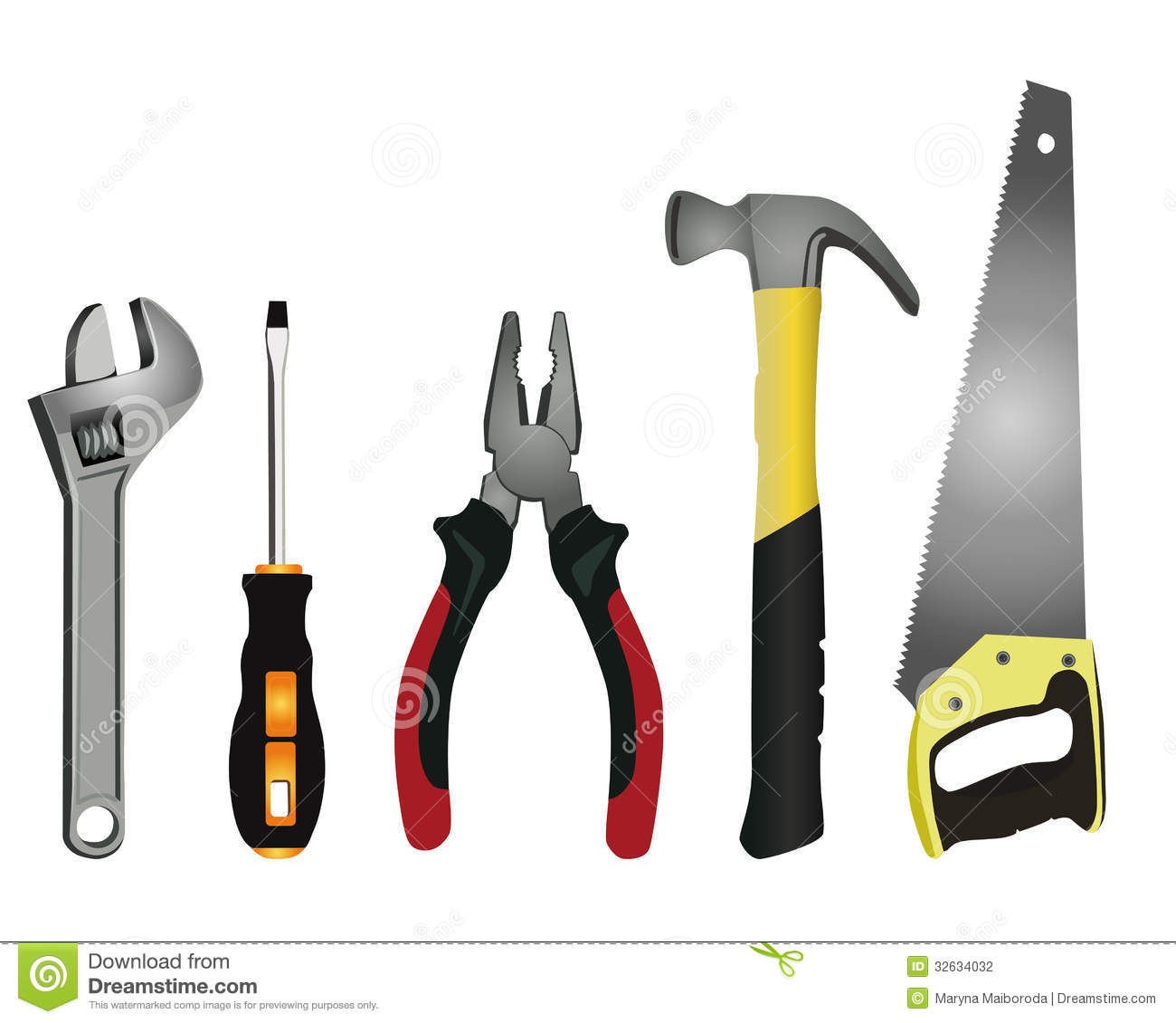 Tools Stock Photography - Image: 32634032
