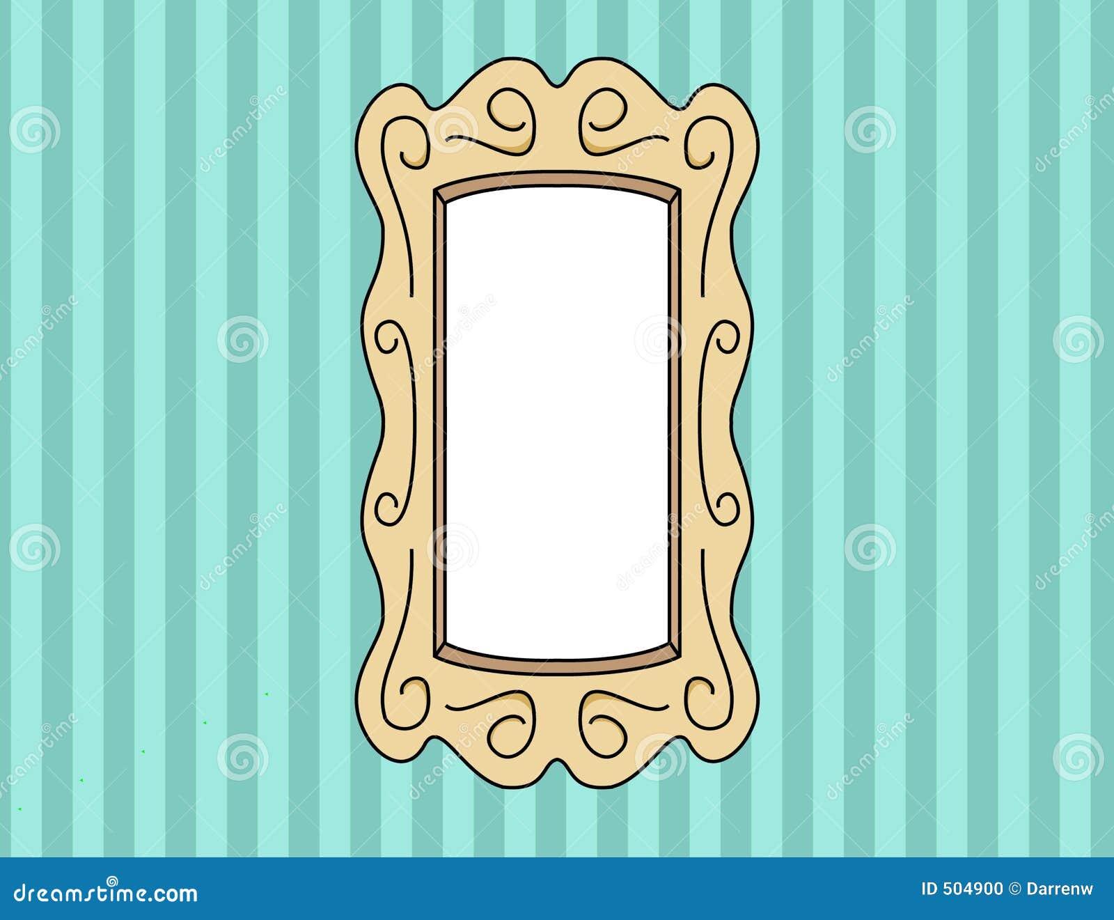 Toon Frame Stock Photo - Image: 504900