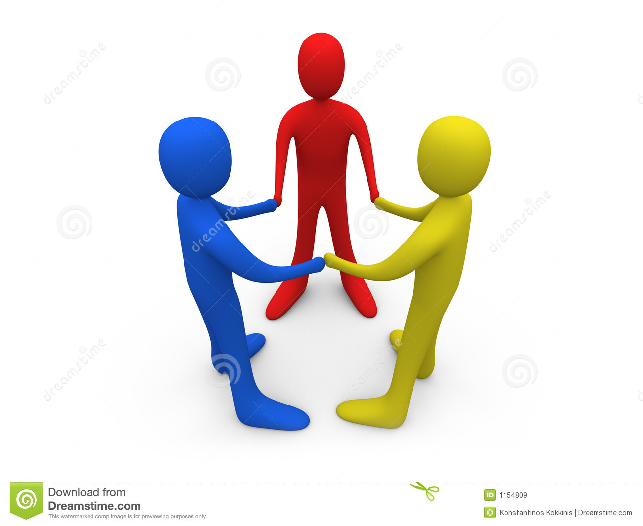 Cartoon Characters Holding Hands : Toon friends royalty free stock images image