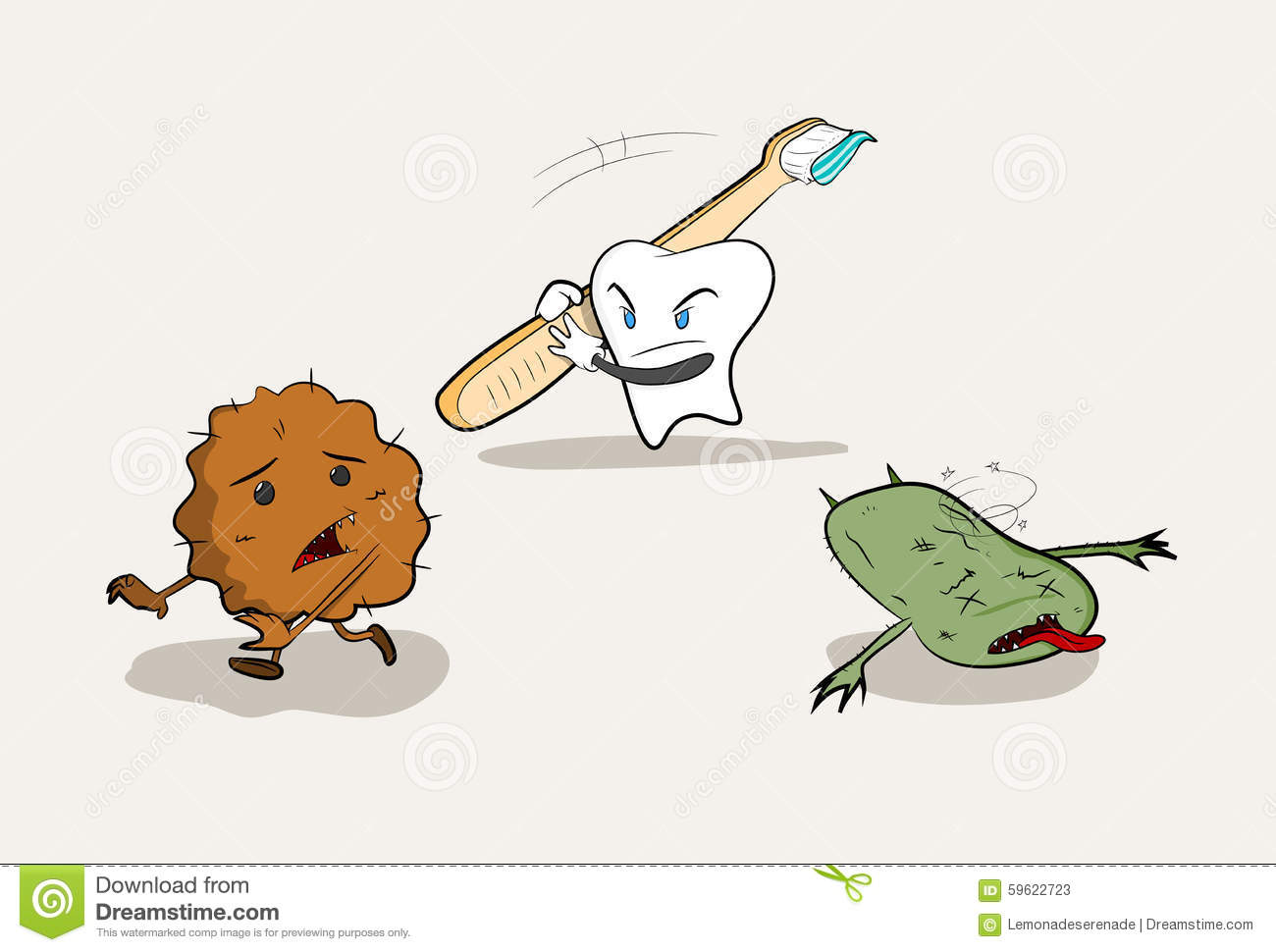 tooth fighting bacteria stock vector image 59622723 fighting women clip art storm fighting clip art