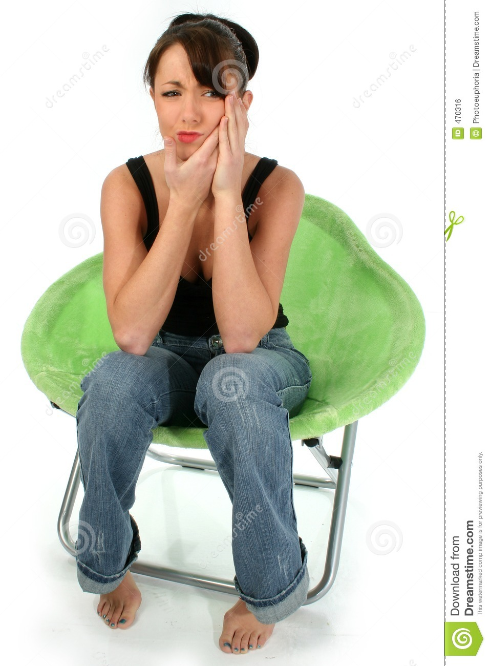 Download Toothache stock photo. Image of cringe, people, pain, chair - 470316