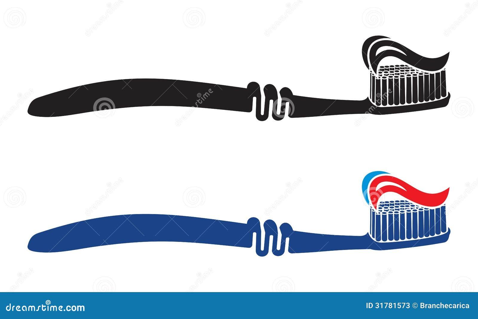 Toothbrush Set Illustration Stock Photos - Image: 31781573