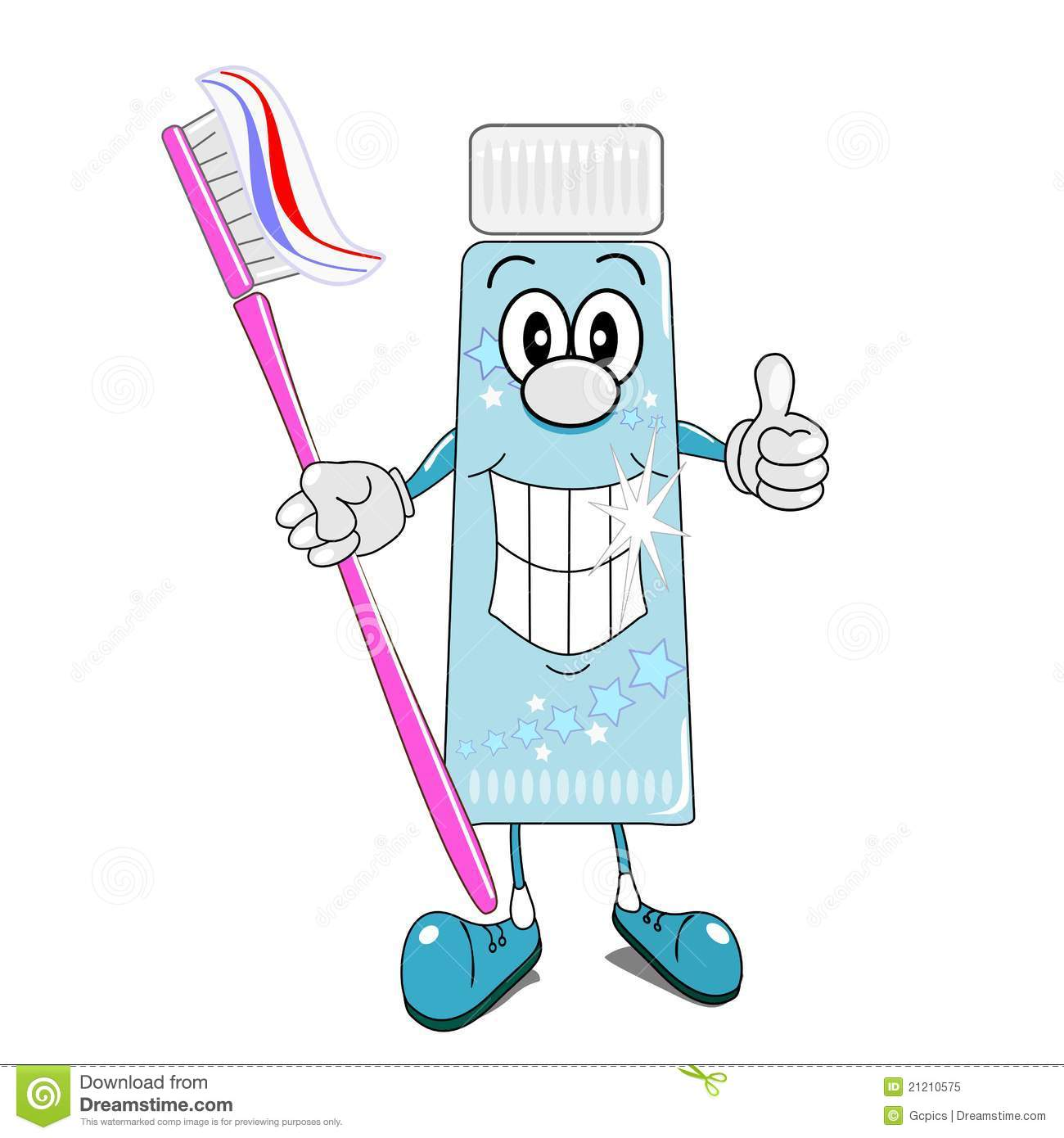 Family Dentifrice Stock Illustration - Download Image Now - iStock