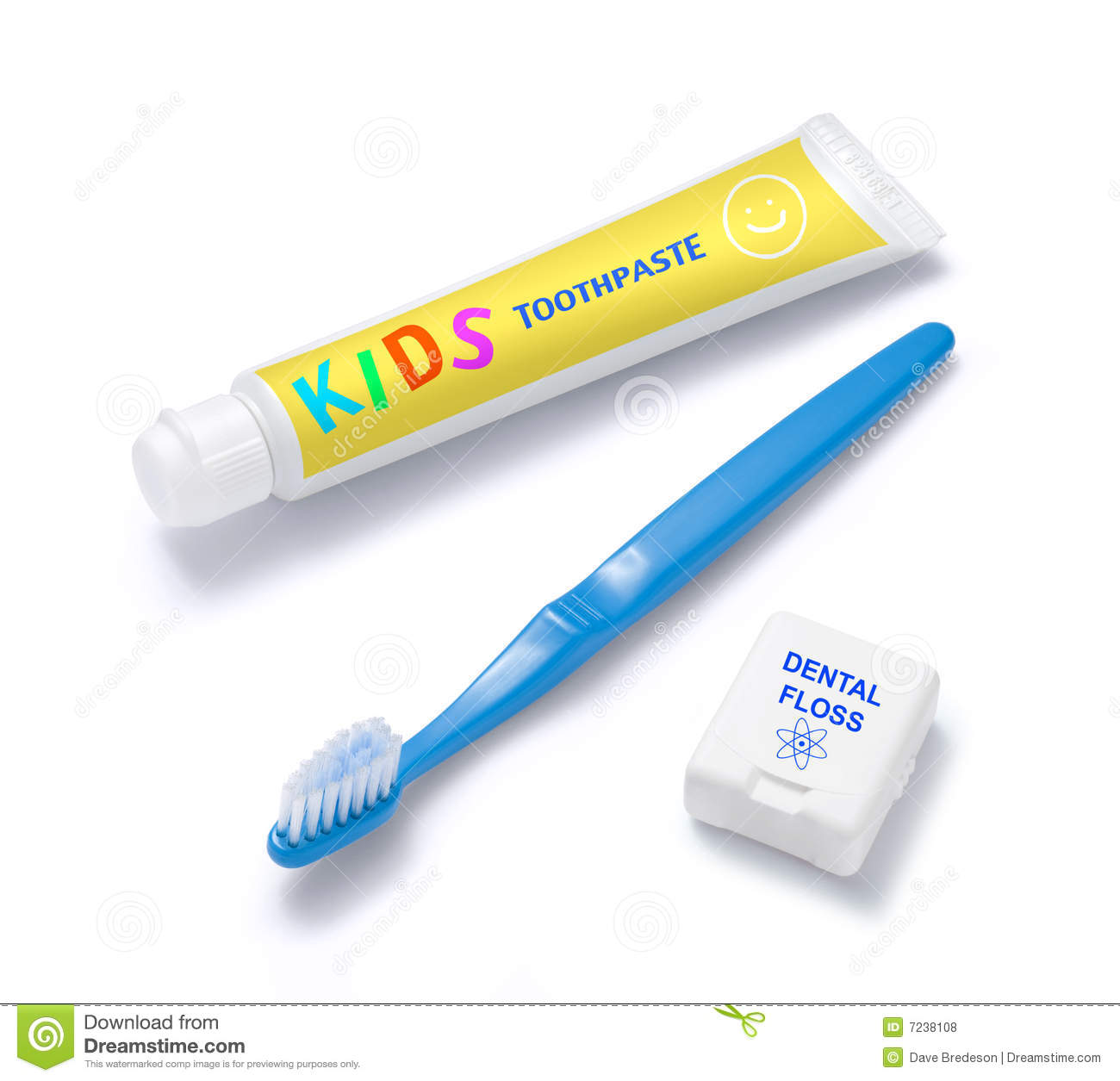 How to brush a childs teeth