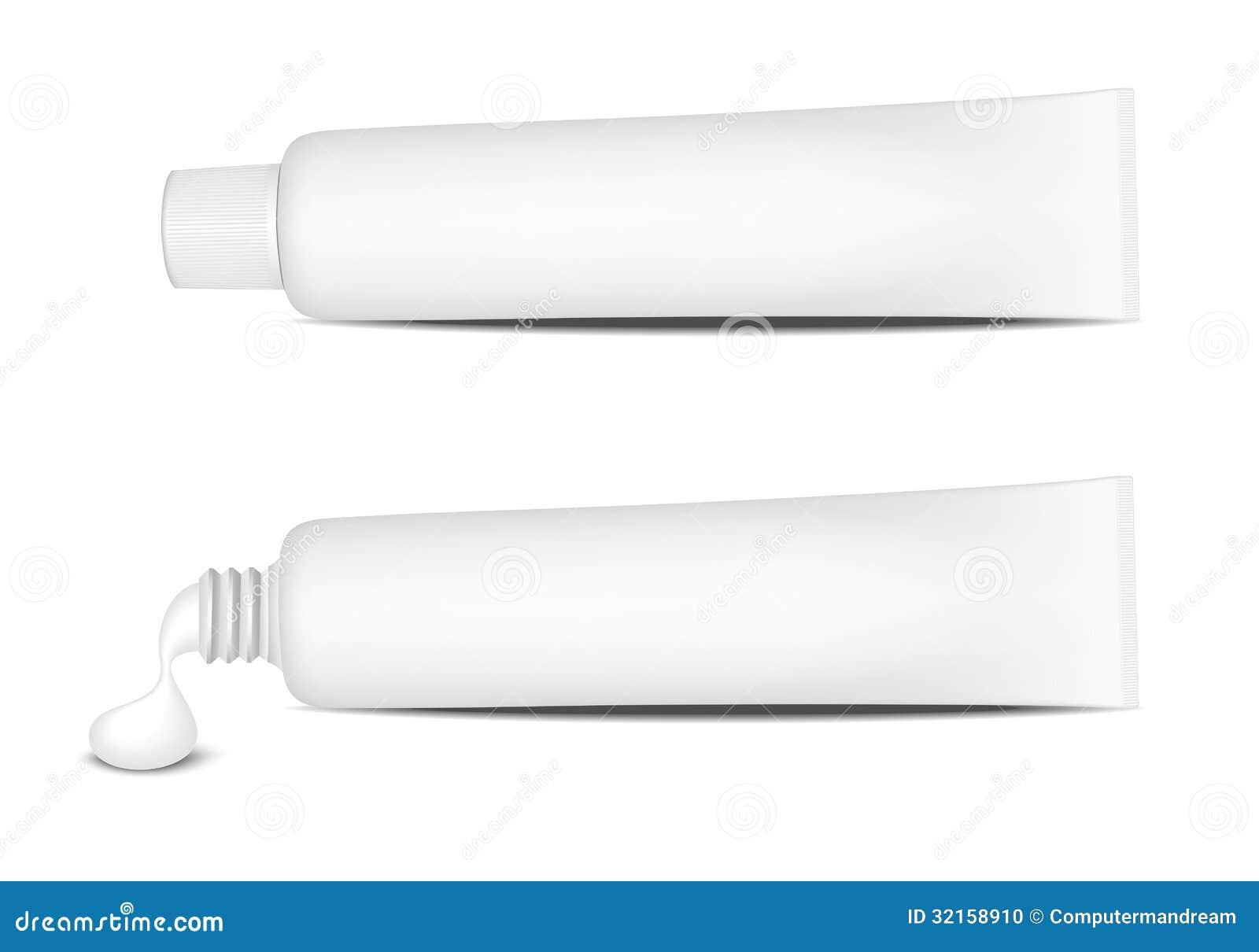 Toothpaste Tube Stock Photo Image 32158910