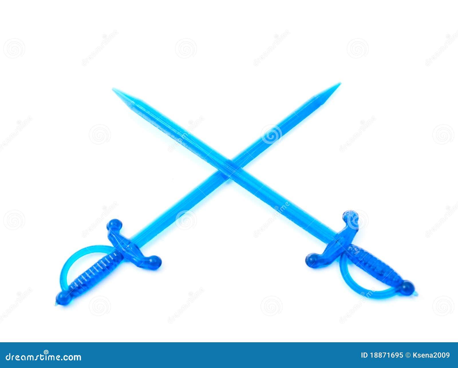 Toothpick de la espada