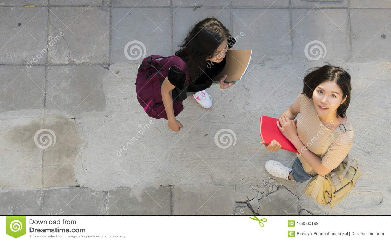 Nude amateur outdoors