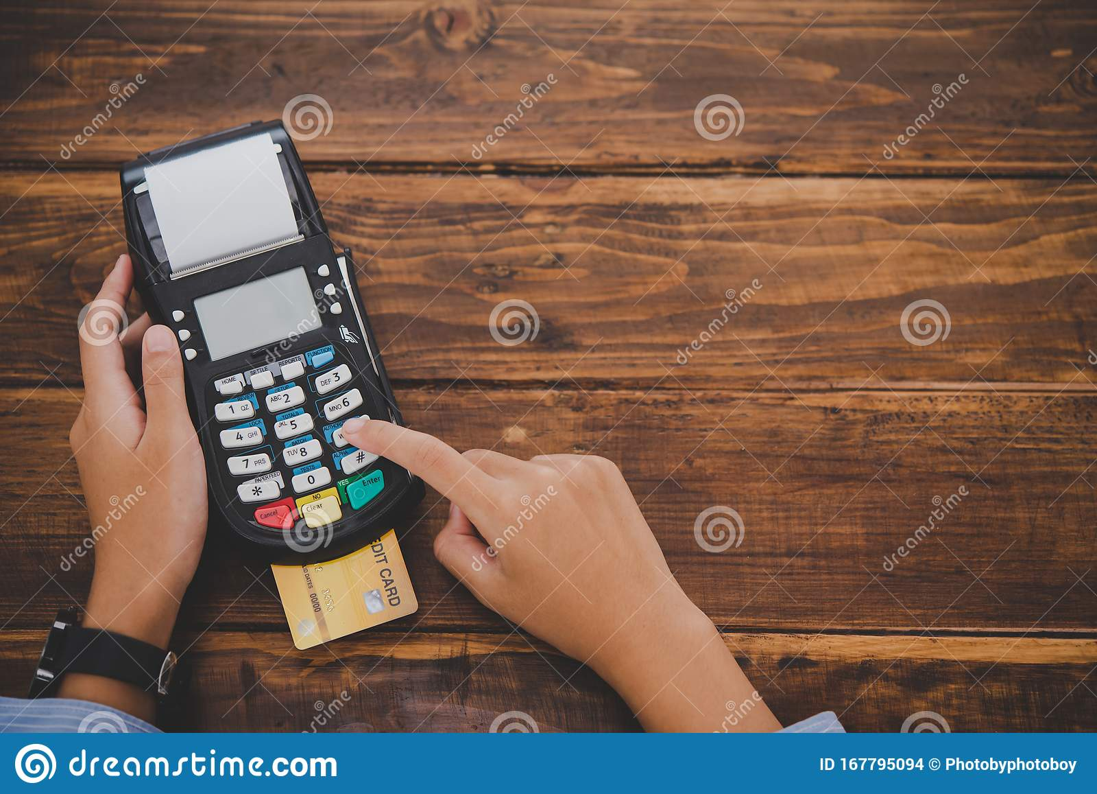 Bezahlung Kreditkarte