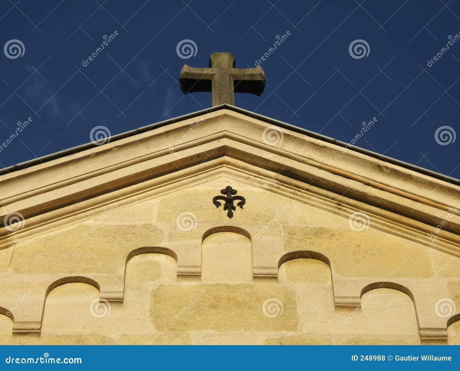 Top chrześcijańskiego kościoła