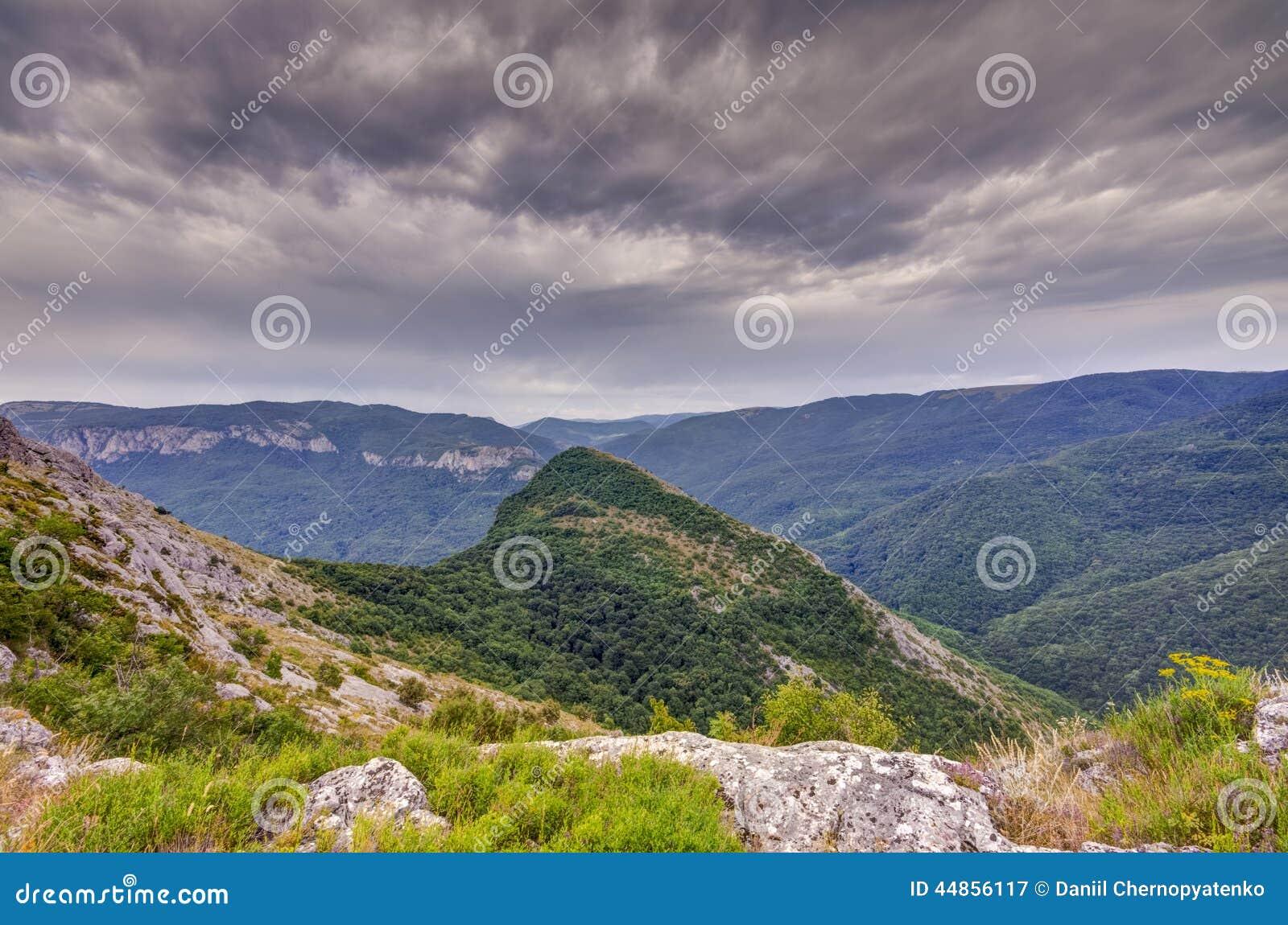 Top de la montaña