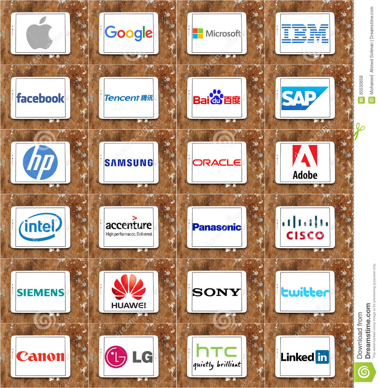 Top tech company logos top famous worldwide technology companies