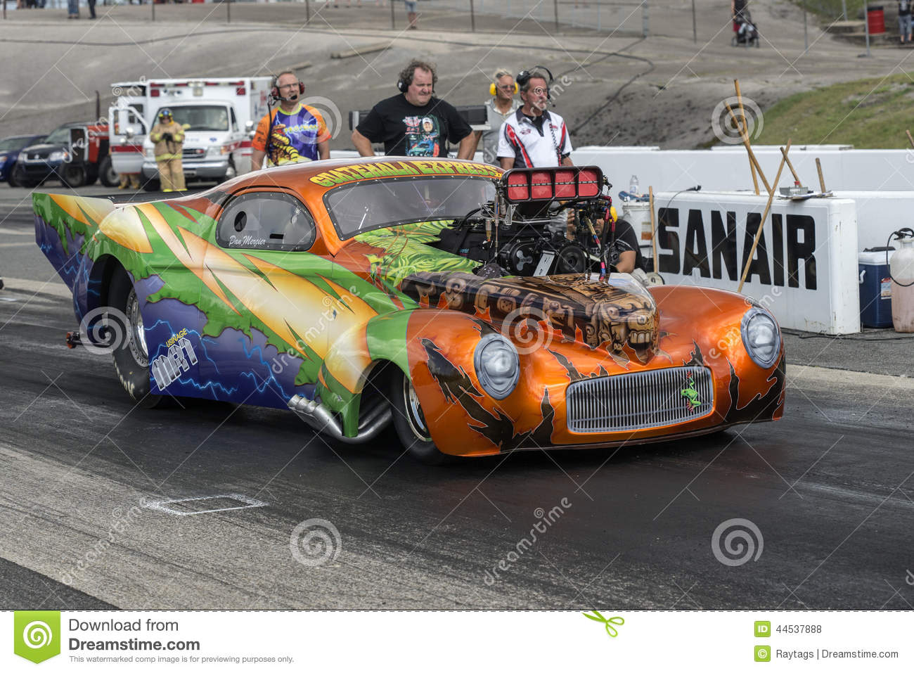 Drag racing editorial stock photo. Image of classification - 44537888