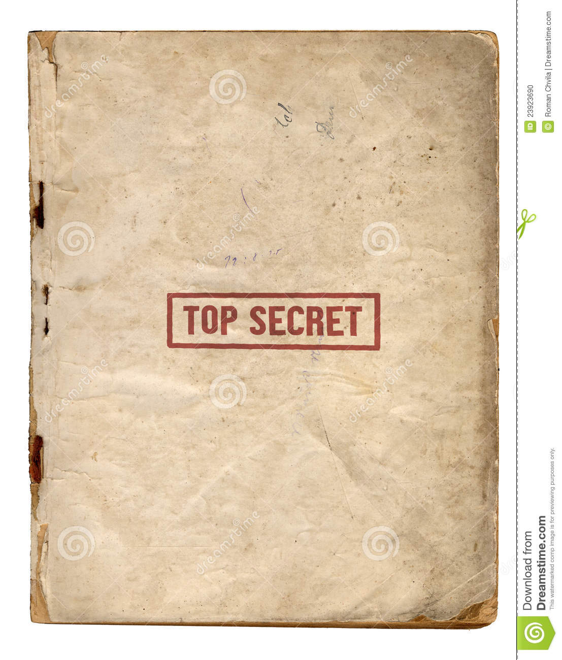 top secret files stock photo image of military privacy