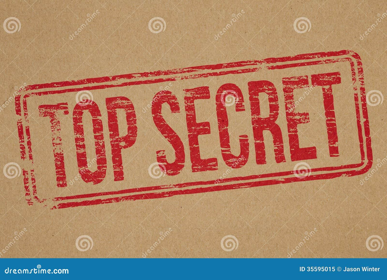 top secret stock image image of stamp symbol grungy 35595015. Black Bedroom Furniture Sets. Home Design Ideas