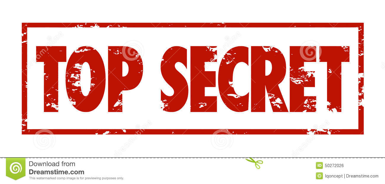top secret stamped red grungy words secret private restricted in