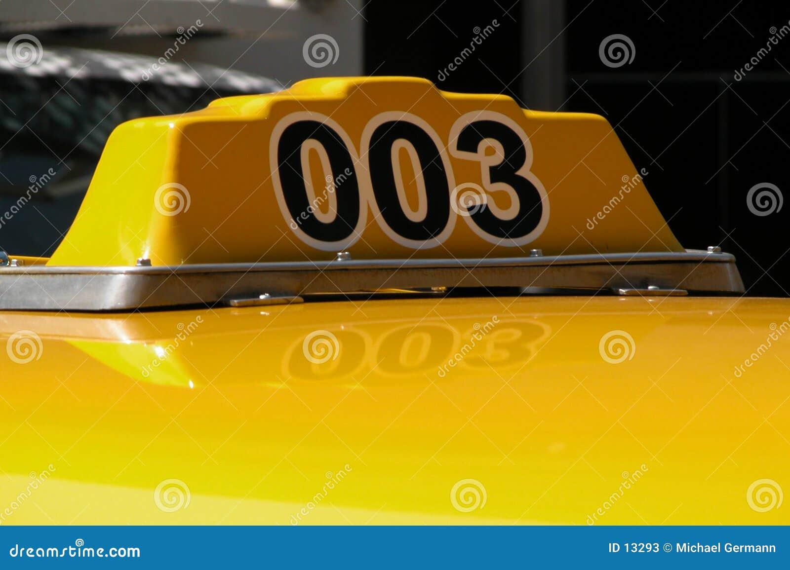 Top taksówkę