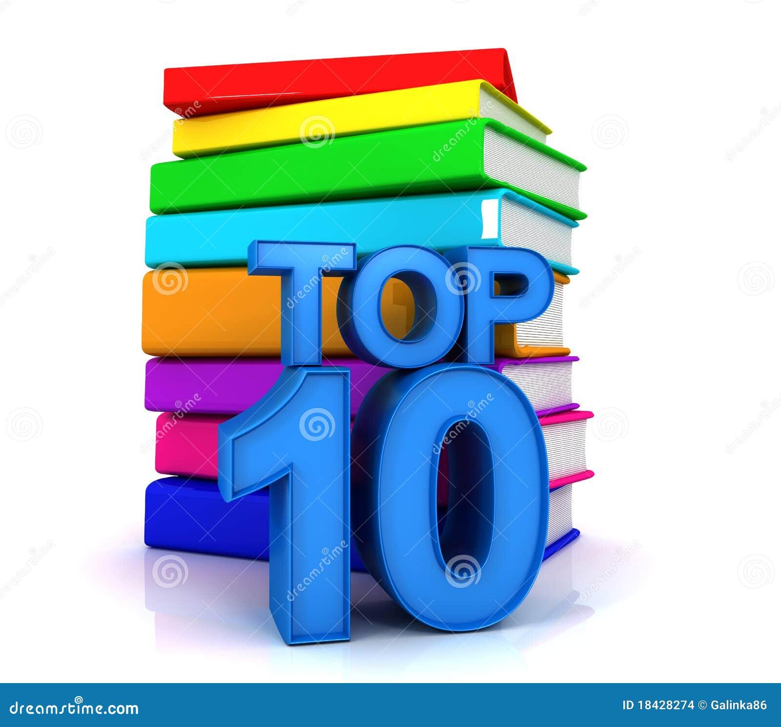 Illustration top10 business