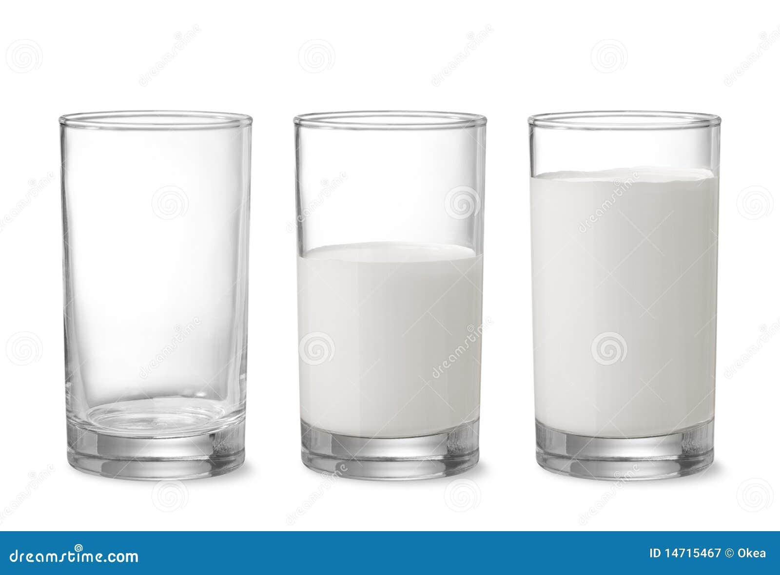 Top up the milk